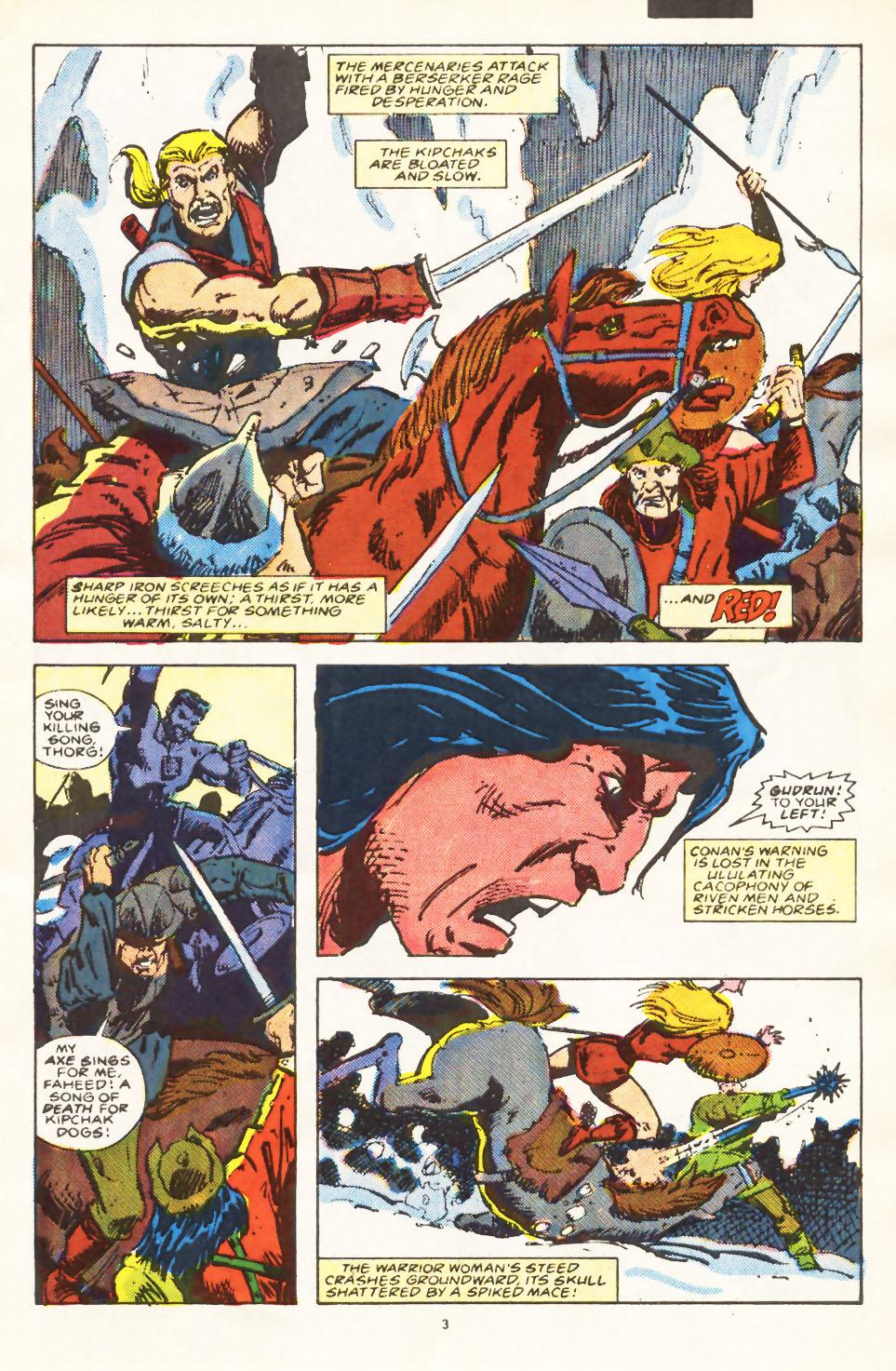 Conan the Barbarian (1970) Issue #224 #236 - English 4