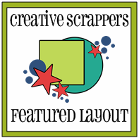 Creative Scrappers Featured Layout