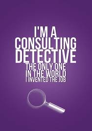Harris Consulting Detective