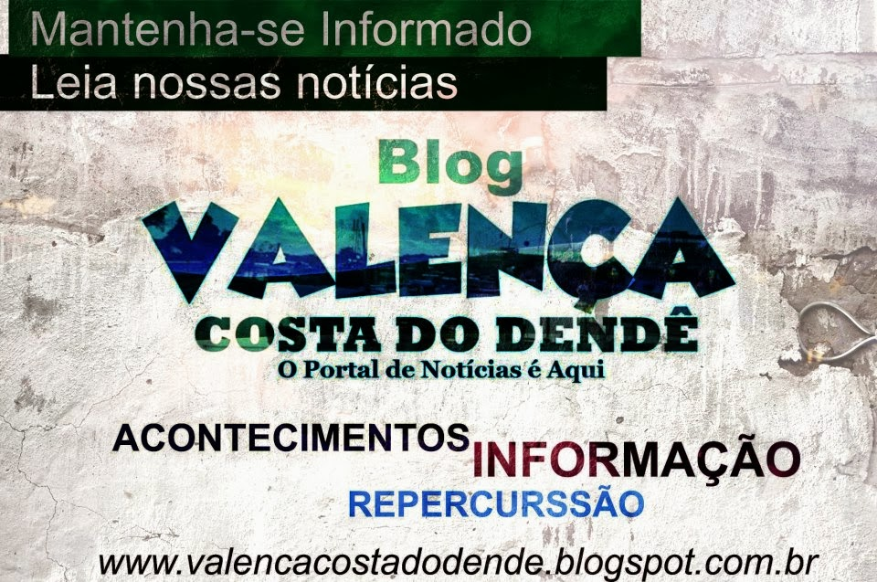 Blog Valença Costa do Dendê