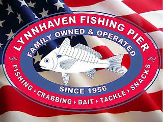 Lynnhaven fishing pier for Lynnhaven fishing pier report