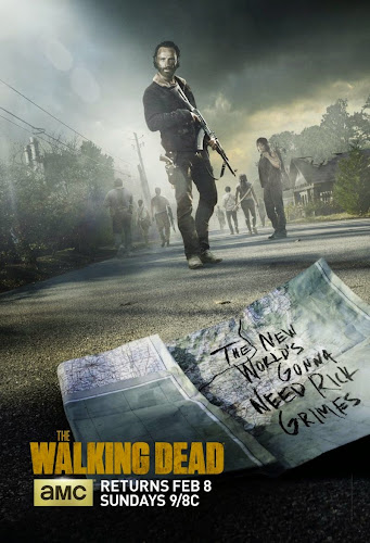 The Walking Dead Temporada 6 (HDTV 720p Ingles Subtitulada) (2015)