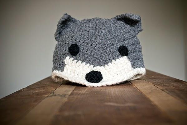 Steph Chows Crochet Fox Hat