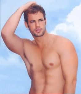 William Levy Posar Nu Para Calend Rio