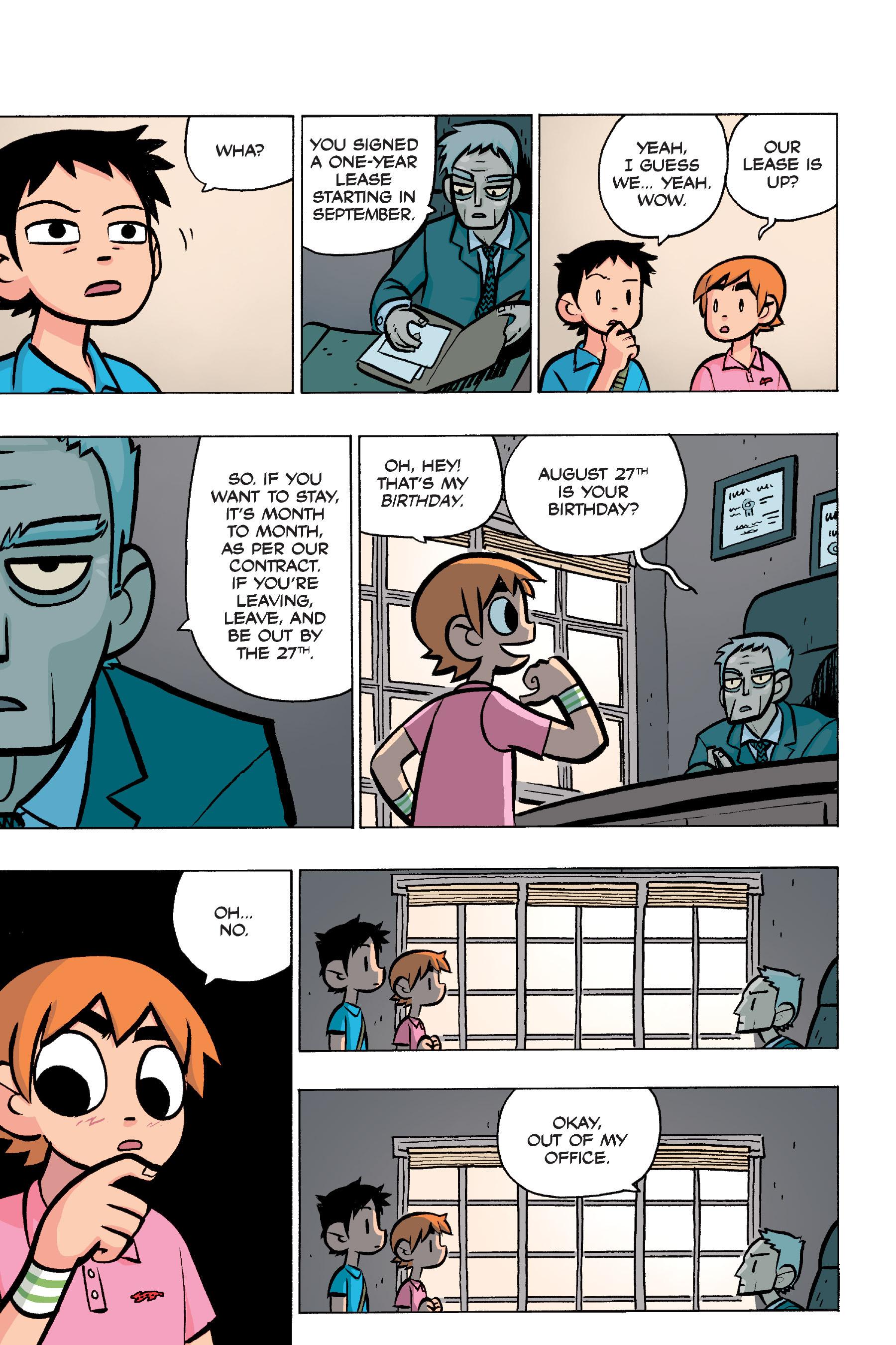 Read online Scott Pilgrim comic -  Issue #4 - 88