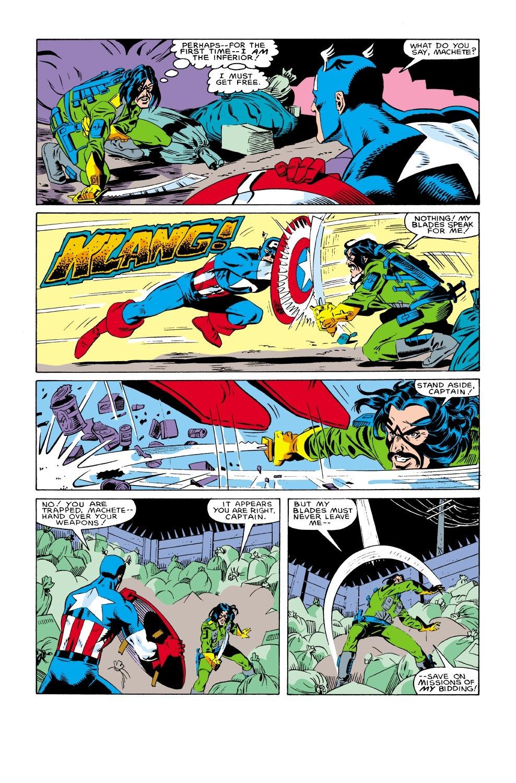 Captain America (1968) Issue #302 #230 - English 11