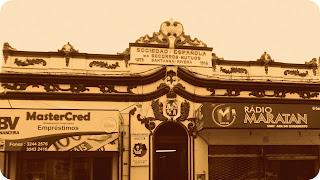 Sociedade Espanhola de Socorros Mútuos de Santana do Livramento