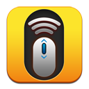 Wi-Fi Mouse, is an Android app which transforms your phone/tablet into a wireless mouse, and keyboard using this app. Wi-Fi Mouse supports speech-to-text as well as multi-finger track pad gestures. It enables you to control your PC, MAC or HTPC effortlessly through a local network connection.