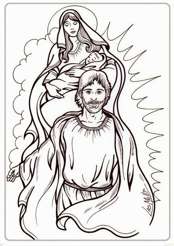 El Rincn de las Melli San Jos custodio de la Virgen Mara y
