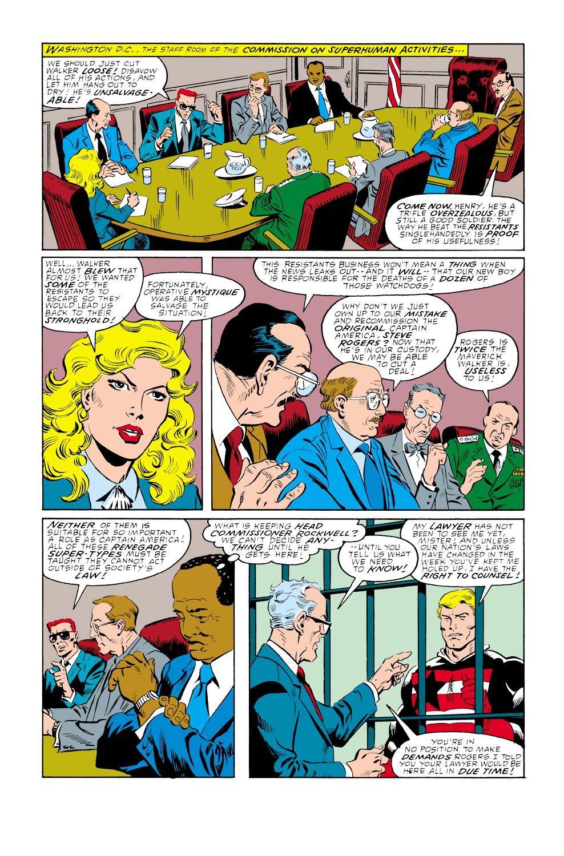 Captain America (1968) Issue #347 #277 - English 7