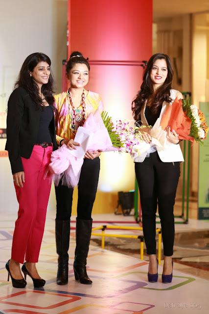 DLF Promenade Fashion Bloggers Meet