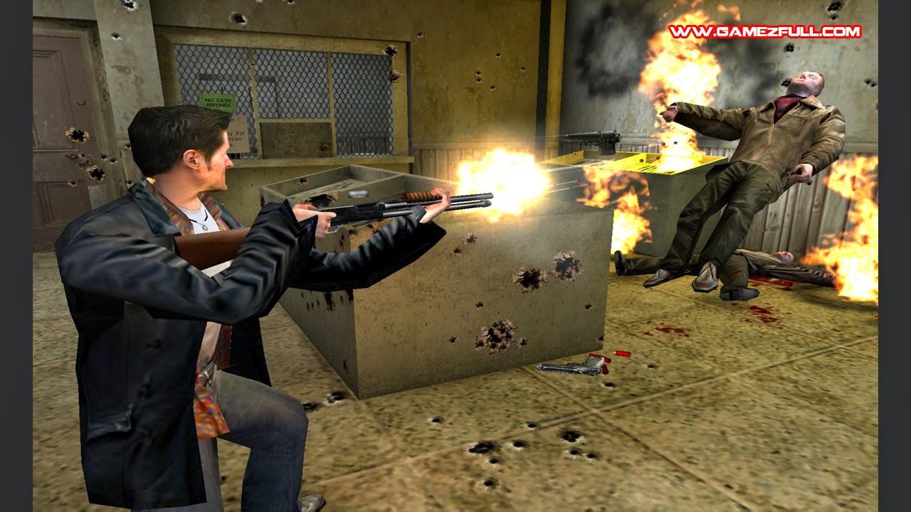 Max Payne full mega 1 link portable