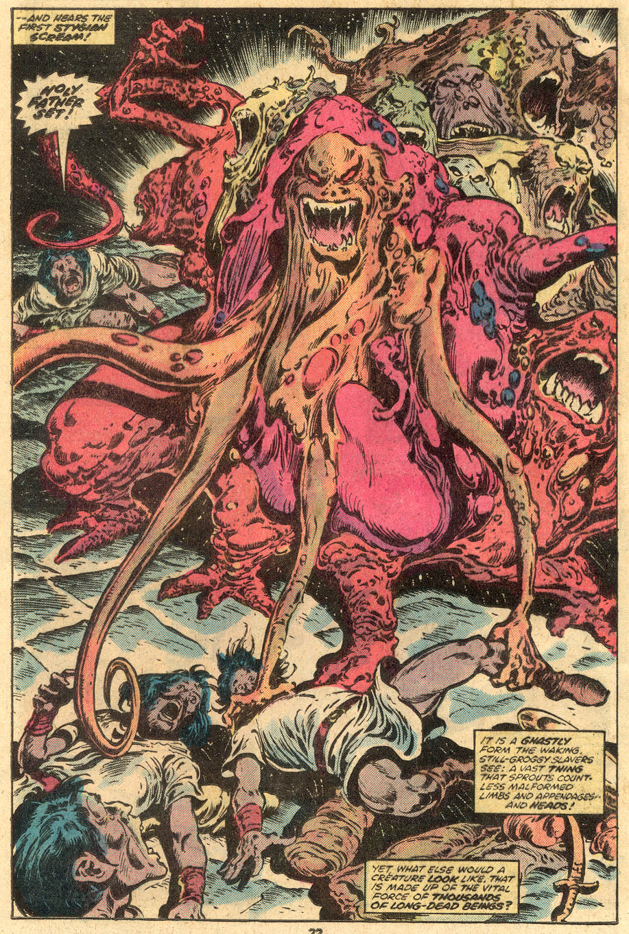 Conan the Barbarian (1970) Issue #105 #117 - English 14