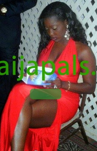 mercy johnson privates