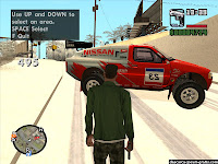 GTA San Andreas Snow Mod - screenshot 32