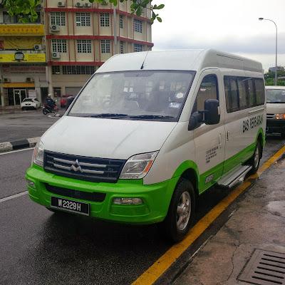 Kuala Lumpur Maxus Van MPV Charter Rental - www.bigtreetours.com