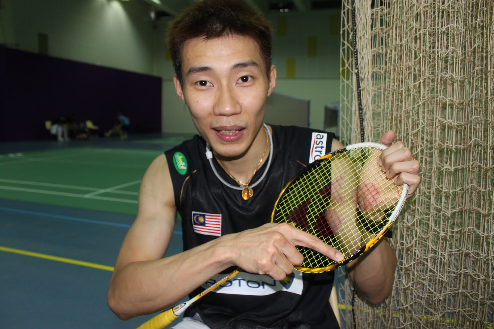 Lee Chong Wei Player of the Year 2011