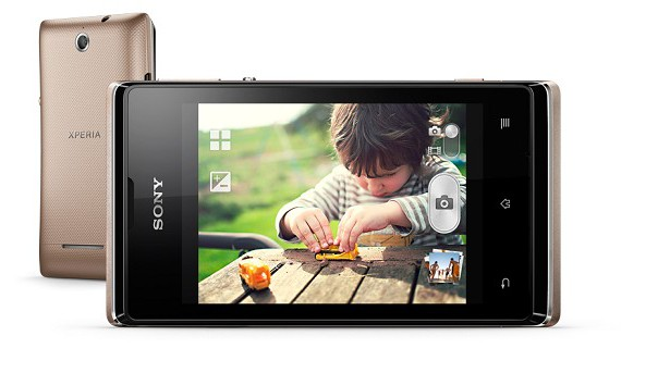Sony Xperia E, Mobile Android Jelly Bean 1GHz Single Core Processor DUAL SIM with Cheap Price