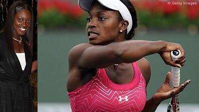 Black Tennis Pros Sloane Stephens WTA Getting To Know