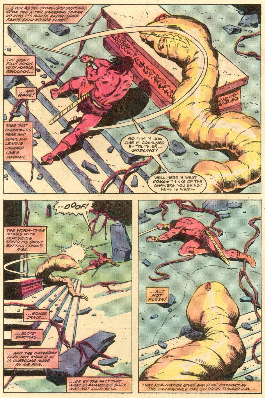 Conan the Barbarian (1970) Issue #126 #138 - English 13