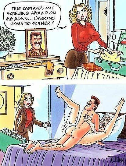 adult home cartoons