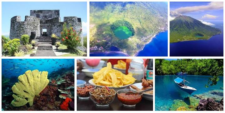 14 Tempat Wisata Kota Ternate Yang Wajib Dikunjungi Provinsi Maluku Utara Pariwisata Indonesia