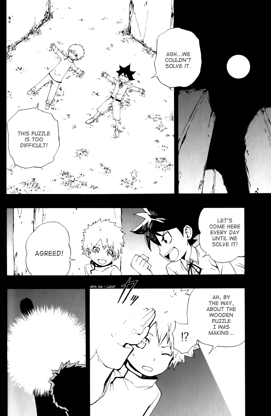 Phi Brain - Kami no Puzzle - Chapter 7