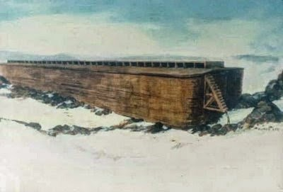 Tahukah anda 13 Rekod Dunia Dipegang Oleh Bahtera Nabi Nuh a s