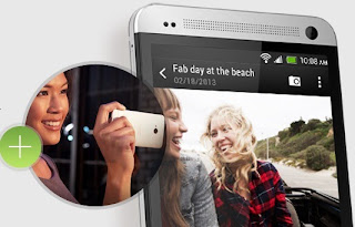 HTC One Android Quad Core Kamera UltraPixel Harga 7 Jutaan