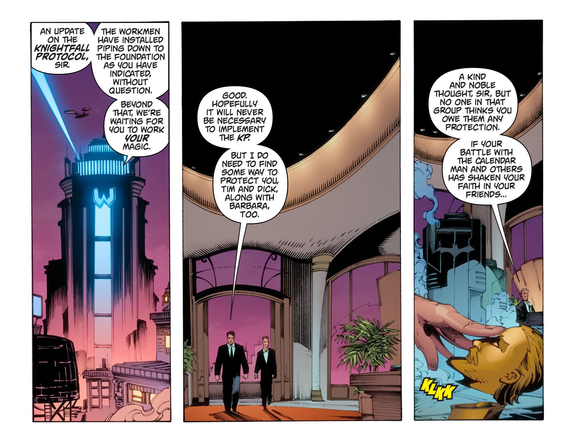 Batman: Arkham Knight [I] Issue #35 #37 - English 19