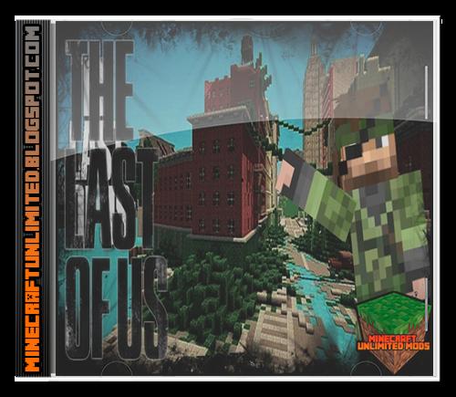 The Last of Us Mapa