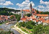 Cesky Krumlov, cidade medieval da República Tcheca