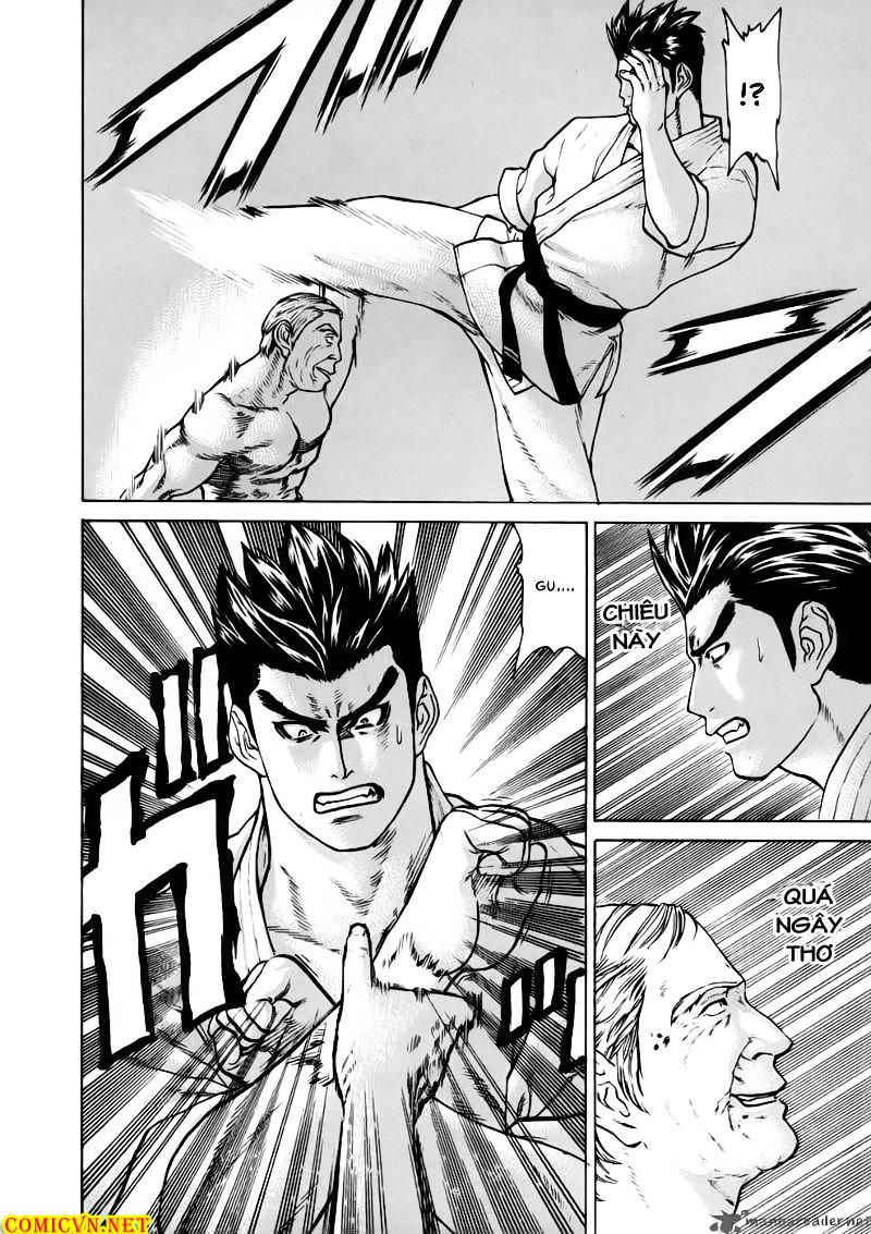 Karate Shoukoushi Kohinata Minoru chap 46 Trang 14