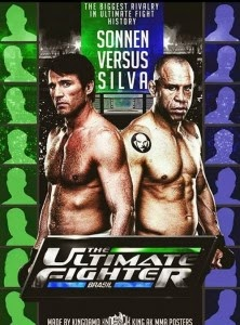 T.U.F The Ultimate Fighter Brasil 3ª Temporada 720p HD