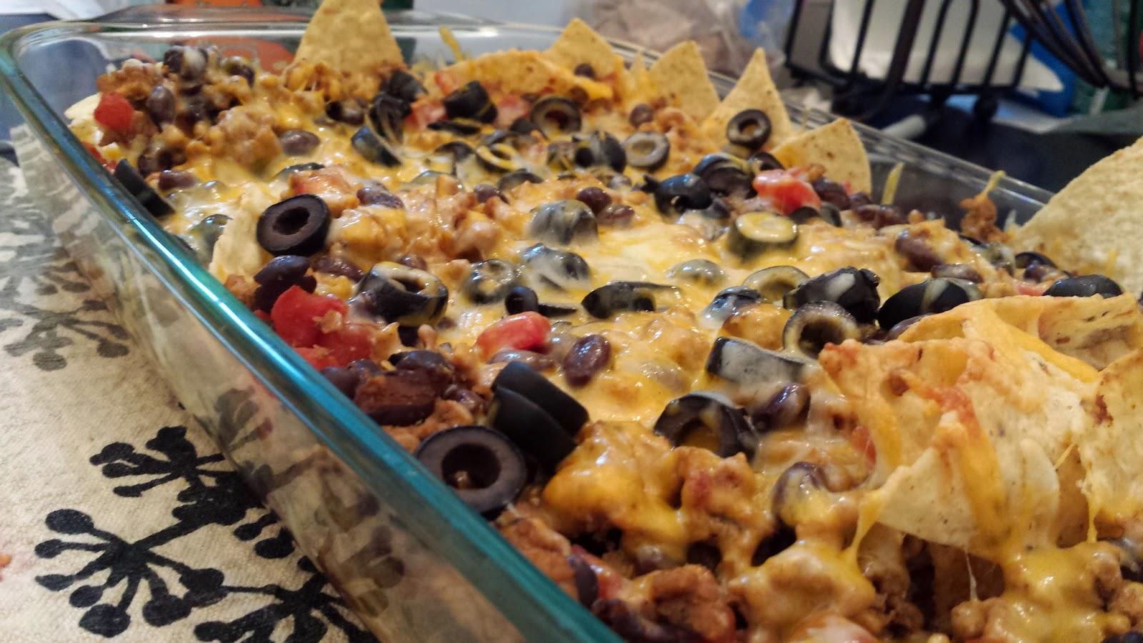 Recipe|Dinner in $15 or Less -Nachos