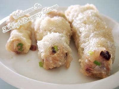 chinese stuff fish maw recipe