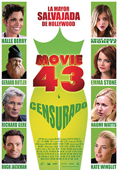 cartel movie 43 453 Movie 43 (2013)  Español