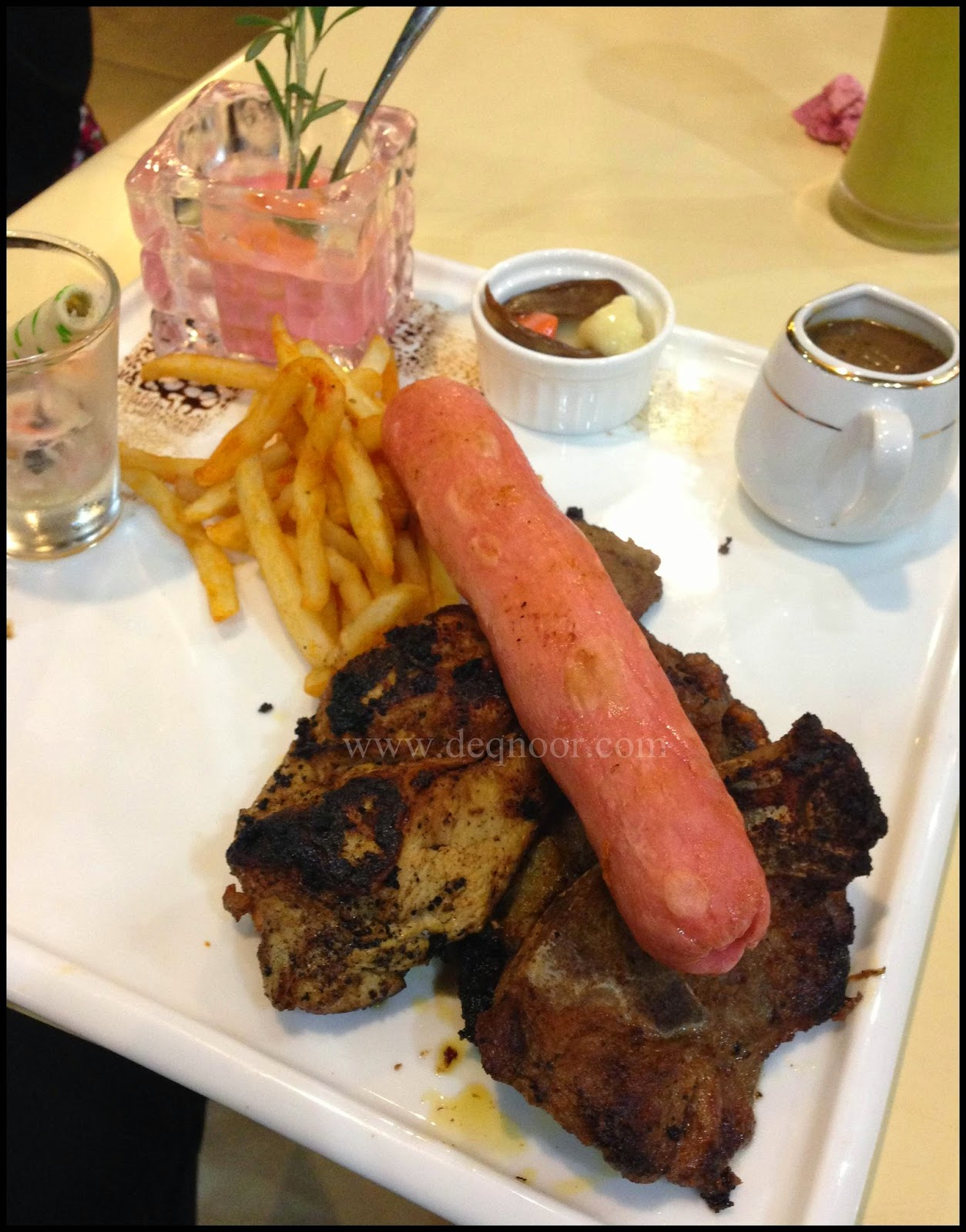 Mix Grill RM20.00