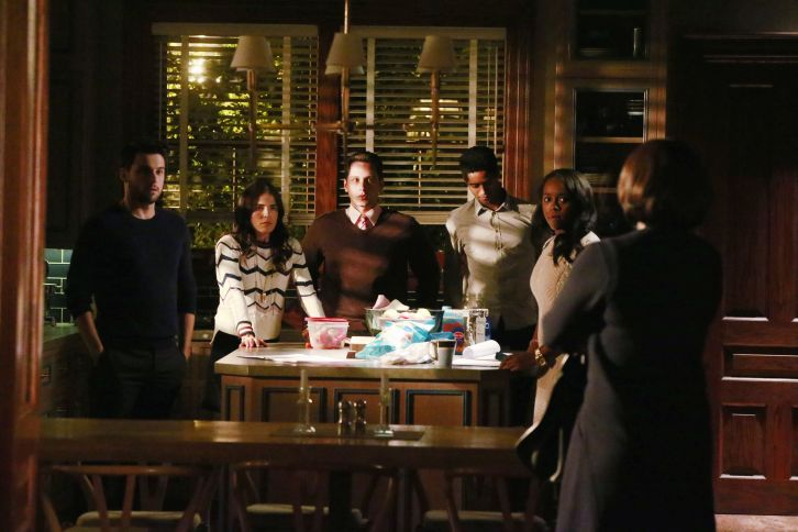 "How To Get Away With Murder - It's Called the Octopus - Review: ""New Alliances"""