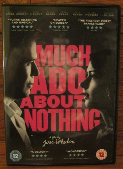 much ado nothing movie review Amy acker (under table) and jillian morgese (back right) in 'much ado about nothing,' which was filmed in black and white at director joss whedon's santa monica home.