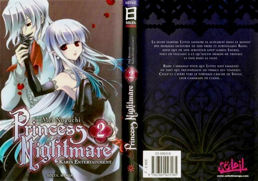 Princess Nightmare chap 5 - Trang 1
