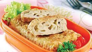 Omelet Makaroni Daging