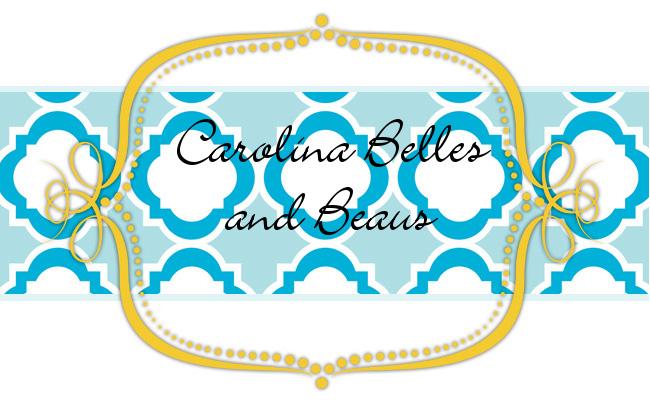 Carolina Belles and Beaus