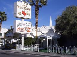 Las Vegas The Little White Wedding Chapel