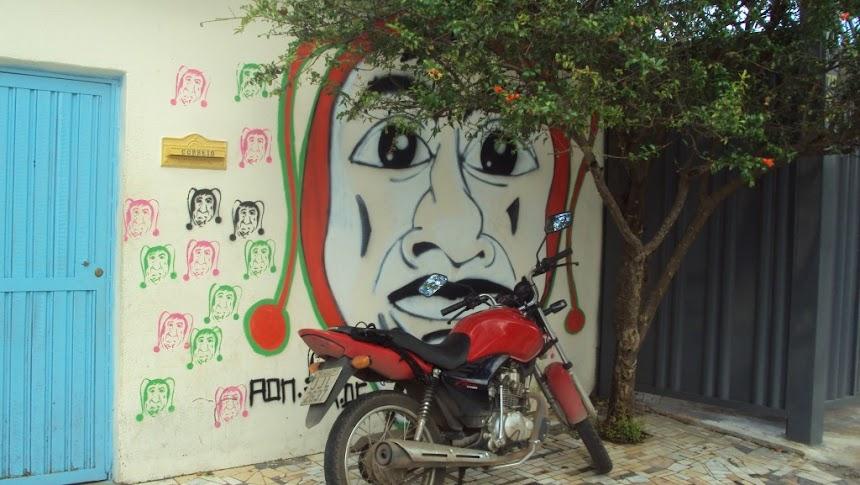 ADN Graffiti e stencil