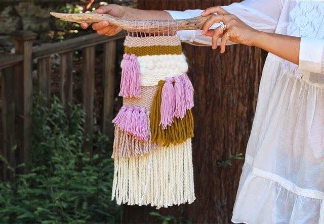 weaving example