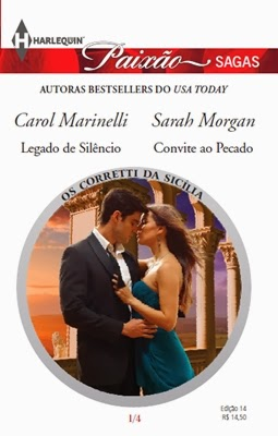 Os Corretti da Sicília 1/4 (Carol Marinelli e Sarah Morgan)
