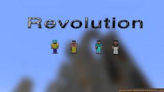 Revolution Mod para Minecraft 1.8