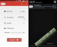 Rekam Layar Android