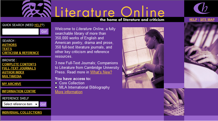 online literature courses View the course list and course schedule for the children's literature graduate certificate offered online from penn state world campus.